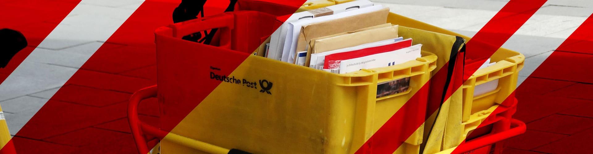 Poststreik