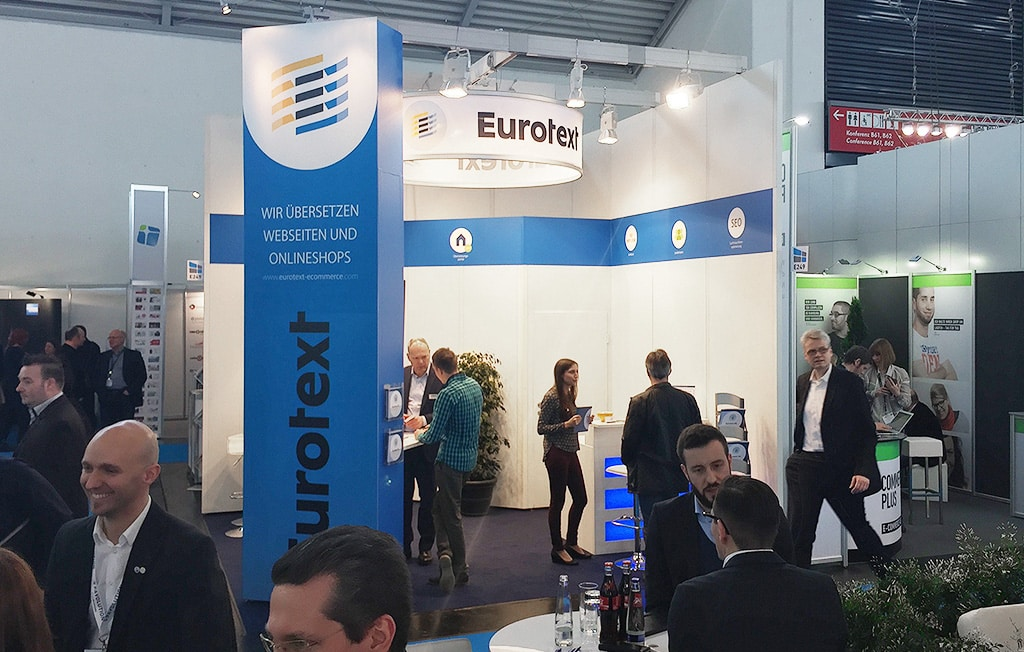 Eurotext AG Internet World 2016