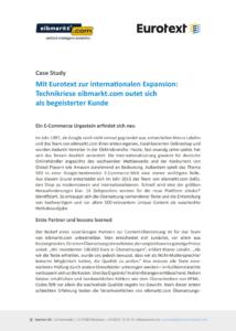 Case Study eibmarkt.com Internationalisierung mit Eurotext