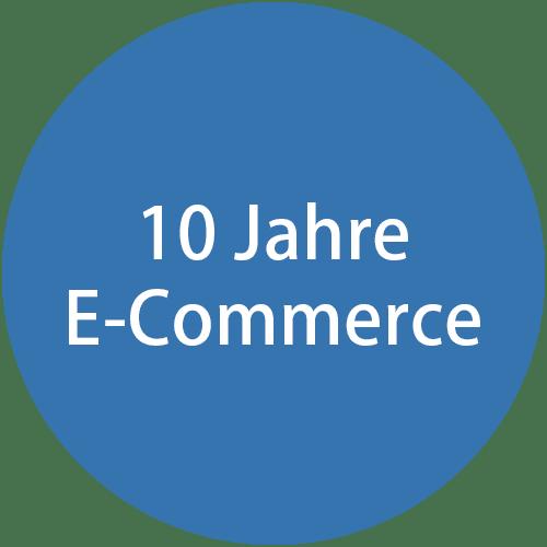 10 Jahre E-Commerce